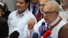 فيديو: عندما يعلن بنكيران عن فوزه مرتديا 'ضراعية'