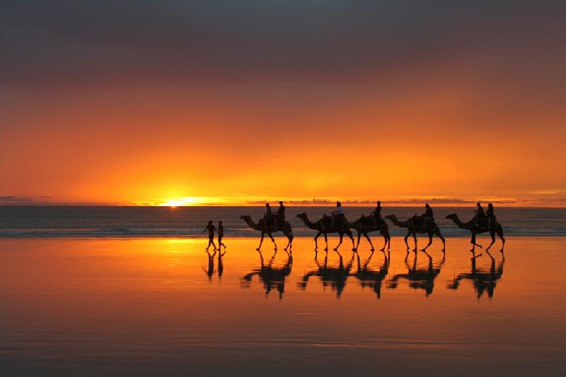 sunset-sunrise-camel-tour-maroc