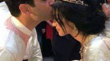 إيمان الباني ومراد يلدريم: قصة حب توجت بعرس مغربي على أصوله