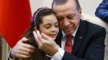 من هي بانا العابد، أيقونة حلب التي استقبلها أردوغان؟