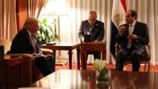 ضجة في أمريكا ومصر بسبب اتصال بين السيسي وترامب حول فلسطين