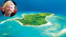 8 مشاهير يمتكلون جزرا خاصة بهم