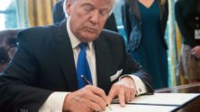 4 شركات عالمية تدعم مقاضاة دونالد ترامب