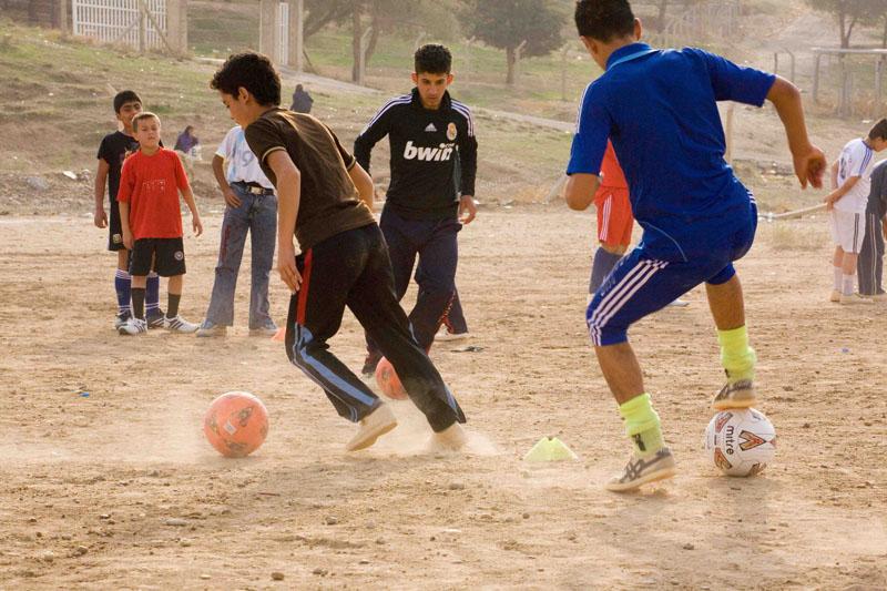قوانين كرة القدم المصغرة