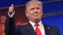 دونالد ترامب مرشح لنيل جائزة نوبل للسلام 2017