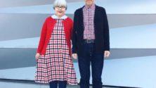 زوجان يابانيان يلبسان يومياً ثياباً متناسقة منذ 37 عاماً