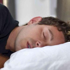 النوم والراحة