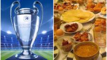 دوري أبطال أوروبا: النسخة المغربية على مائدة الإفطار