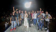 مهرجان الدار البيضاء: دي جي فان ألهب منصة فضاء طورو مع أصدقائه