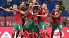 المنتخب المغربي يخرج من منطقة الخطر بعد قرار الفيفا بخصوص مباراة المنتخب الغابوني