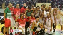 أسود السلة المغاربة إلى نصف نهائي بطولة إفريقيا