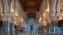 12 صور داخلية لمسجد الحسن الثاني لم تروها من قبل