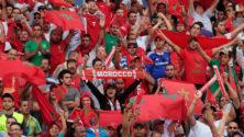 الفيفا تعاقب الإتحاد المغربي بسبب هتافات الجماهير