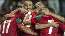 المنتخب المغربي في مواجهة نظيره الاسكتلندي شهر مارس المقبل