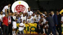فوز فريق الوداد البيضاوي بلقب دوري أبطال إفريقيا في 6 نقاط