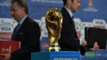 اللائحة النهائية للمنتخبات المشاركة إلى جانب المغرب في كأس العالم 2018