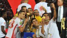 جوائز الكاف: الوداد الرياضي البيضاوي أفضل نادي إفريقي