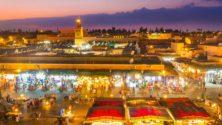 سلطات مراكش تطوق المدينة بكاميرات المراقبة