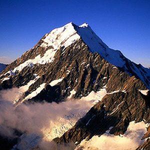 في الجبل
