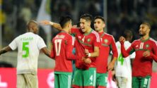 الشان 2018: المنتخب المغربي يفوز على نظيره الغيني ويتصدر مجموعته