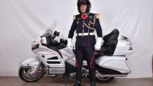 أزياء جديدة لرجال الشرطة بالخفر الملكي المغربي