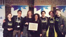 هالة شرادي: المغربية التي توجت بجائزة التحدي العالمي لفيسبوك ضد الكراهية