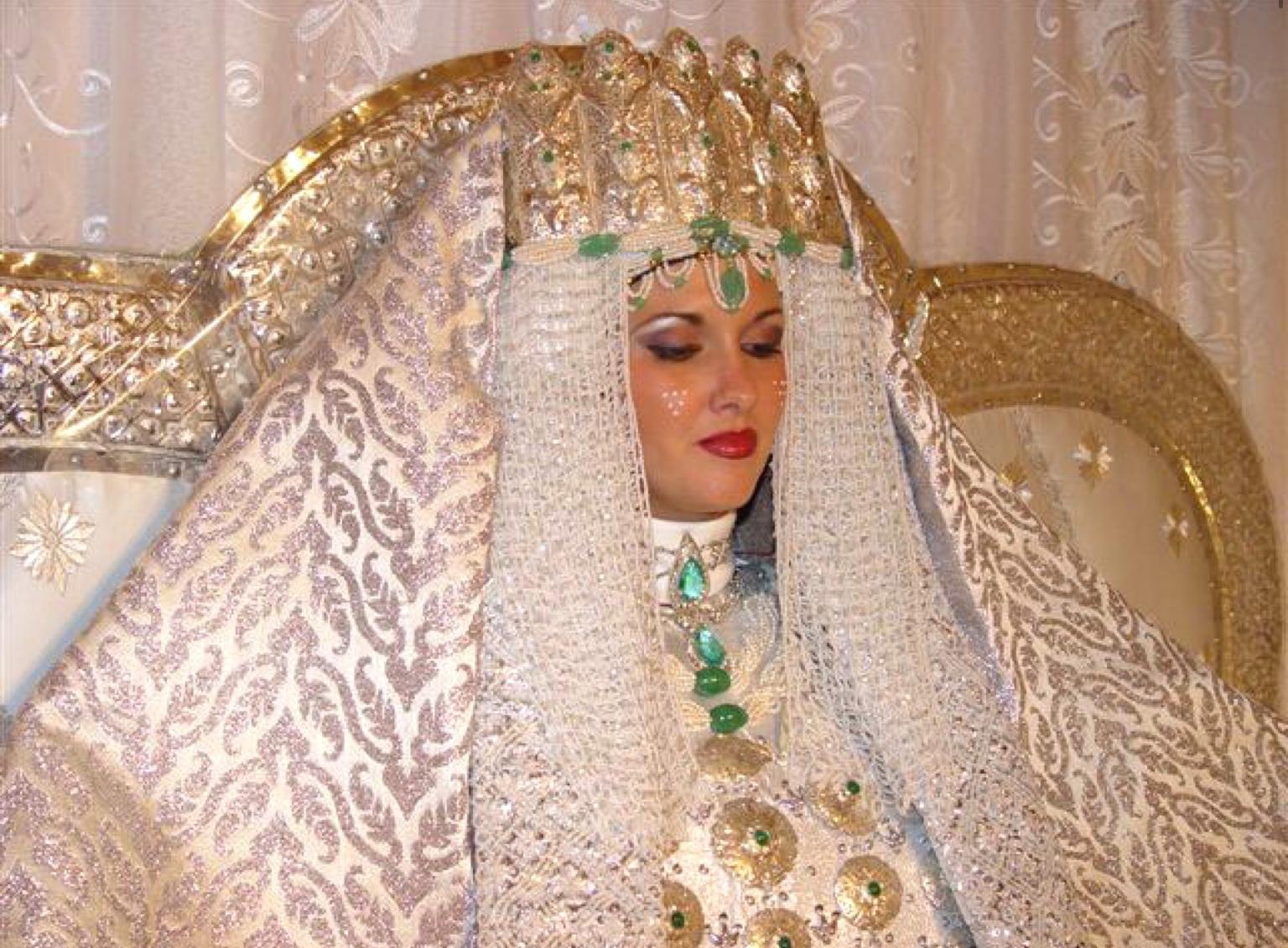 4a27991ff أزياء العرائس حسب 7 مناطق مغربية - Welovebuzz - عربية