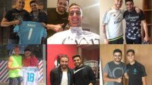 محمدالعربي: حلاق مغربي وراء تسريحات شعر لاعبي ريال مدريد في إسبانيا