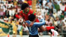 [فلاش باك]: فزنا على البرتغال سنة 86، هل سعيد التاريخ نفسه؟