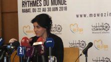 """ندوات موازين 2018: الفنانة الجزائرية سعاد ماسي تكشف كواليس تعرضها للعنصرية بالخارج وتصرح """"لن أسمح لنفسي بسماع الراي"""""""