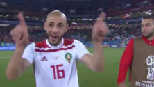 المنتخب المغربي يؤكد أنه فريق المهمات الصعبة بعد التعادل أمام إسبانيا