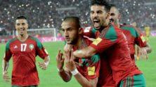 يعتريك الفضول لمعرفة الألقاب التي ينادي بها لاعبو المنتخب المغربي بعضهم .. إليك الجواب
