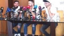 ندوات موازين 2018: الثلاثي الشمالي عمان بلعياشي وعماد بنعمر وتيوتيو يتحدثون عن حلمهم بالصعود على مسرح موازين