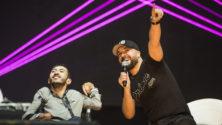 موازين 2018: الدوزي يلهب منصة النهضة وذوو الإحتياجات الخاصة كانوا نجوم الحفل