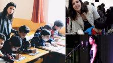 بورتري: هبة الزيزي، مثال الفتاة المغربية الناجحة التي تجمع بين الفن والعمل الجمعوي