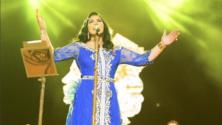 """موازين 2018: أحلام قالت أنها تعلمت """"النخوة والأناقة والحشمة"""" من أميرات المغرب وتحطم رقماً قياسياً في اختتام موازين"""
