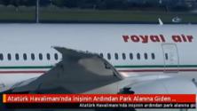 اصطدام طائرة تابعة للخطوط الملكية المغربية بأخرى تابعة للخطوط التركية وهذا هو مصير الركاب