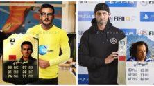"""لعبة Fifa تسدل الستار عن بطائق الـUltimate Team الخاصة بالفلم الكروي """"الكبش"""""""