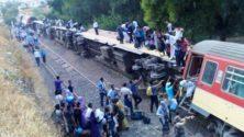 إحداها بسبب سرقة السكة، هذه هي أخطر حوادث القطار في تاريخ المغرب