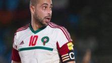 مفاجأة غير متوقعة: عميد الأسود في الكرة الشاطئية مرشح للفوز بجائزة أحسن لاعب في العالم لسنة 2018