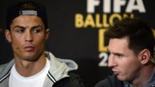 """رونالدو """"كيقلي السم"""" لميسي ويرشح صلاح لمنافسته على الكرة الذهبية"""