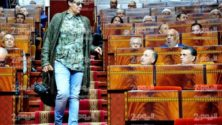 """إبنة أشهر ميلياردير في المغرب: اكتشفوا من هي البرلمانية التي دخلت القبة بسروال """"دجين"""" و """"سبرديلة"""""""