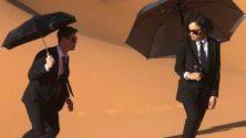 جزء جديد من فيلم Men in Black يصور في المغرب