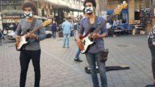 وأخيراً، إطلاق سراح عازفي موسيقى الشارع بعد تنازل المطالبين بالحق المدني