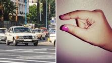 الطاكسي في كازا .. فقط إن كنت كازاوي ستتعرف على هذه الإشارات للنداء على سيارة الأجرة