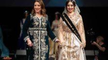 المرأة المغربية تُكرم ببلجيكا في تظاهرة قفطان عالمية بحظور شخصيات معروفة