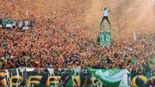 نادي الرجاء البيضاوي يتصدر قائمة أحسن جمهور في العالم