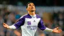 مبارك بوصوفة أفضل لاعب إفريقي في تاريخ الدوري البلجيكي