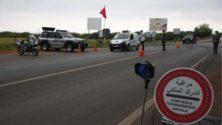 منع التنقل بين العديد من المدن المغربية إبتداءا من منتصف الليل