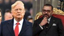 دونالد ترامب يراسل الملك محمد السادس و يشيد بإنجازات المغرب
